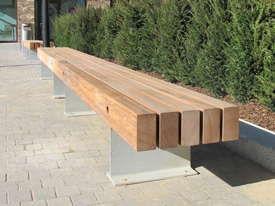 FORB8 Fordham benches
