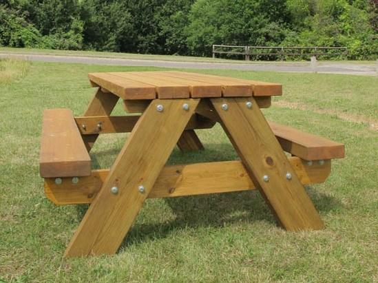 Stark Picnic Table A-frame