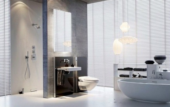 geberit aquaclean 8000plus wall hung shower toilet. Black Bedroom Furniture Sets. Home Design Ideas