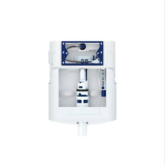 Geberit sigma concealed cistern 12 cm h108 geberit for Cisterna geberit