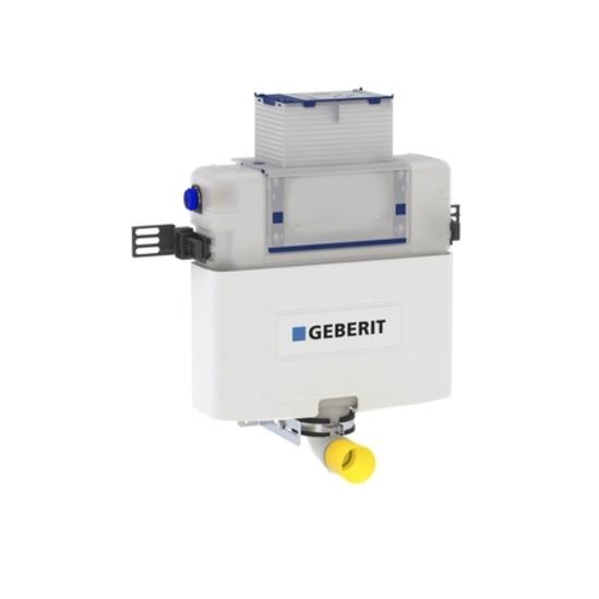 Geberit omega concealed cistern 12 cm h82 geberit esi for Cisterna geberit