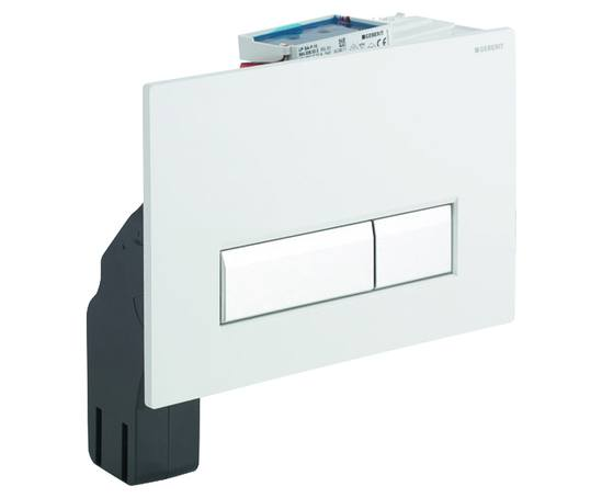 Geberit Sigma40 high quality glass flush plate