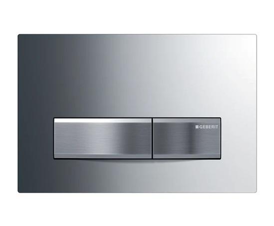 Geberit Sigma50 flush plate for dual flush