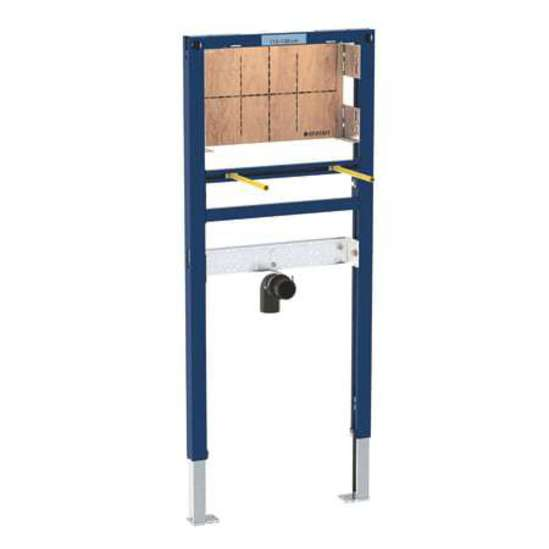 Duofix wasbasin frame 1.12-1.3m for wall mounted taps