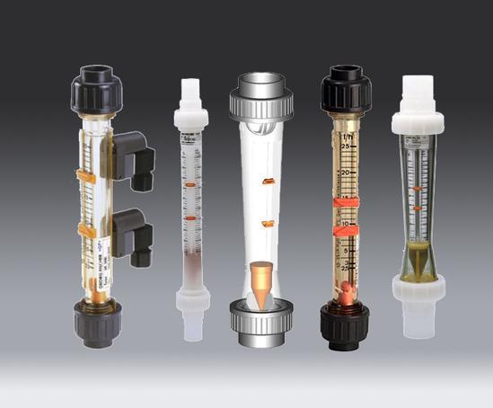 Type 335-350 variable area flowmeters