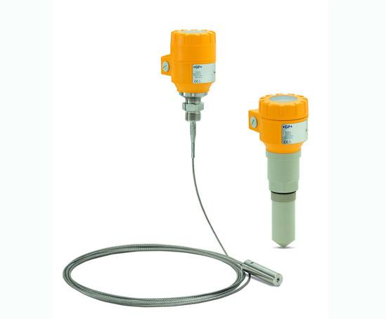 GF Piping Systems radar level sensors type 2290 & 2291
