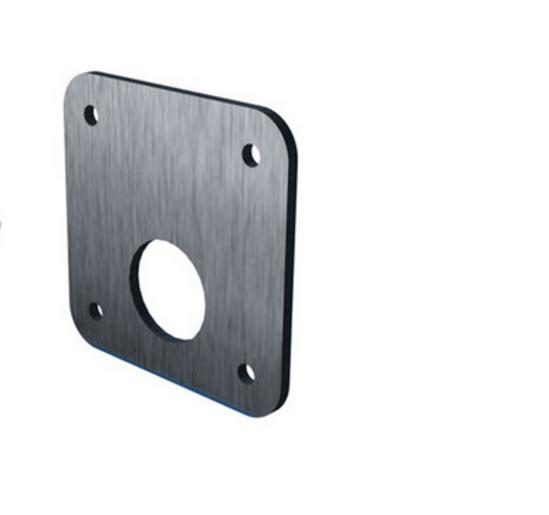 Stainless Steel 304 Orifice Plates - flat