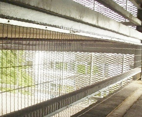 EuroGuard safety fencing