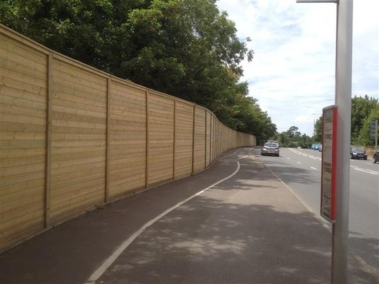 CPD – how to specify acoustic barriers