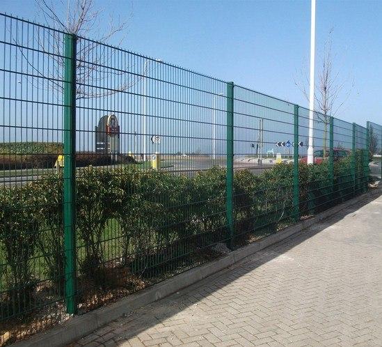 Euroguard 174 Flatform Welded Mesh Fencing Jacksons Fencing