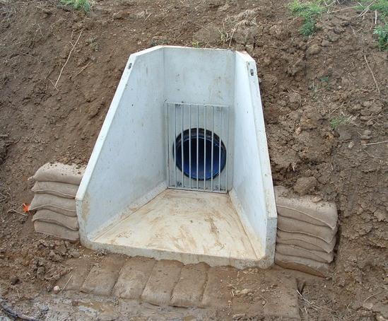 Precast Concrete Headwalls Marshalls Cpm Esi External
