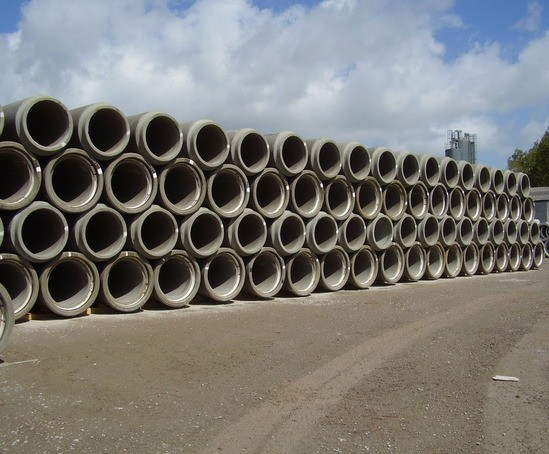 CPM produce flexible jointed precast concrete pipes