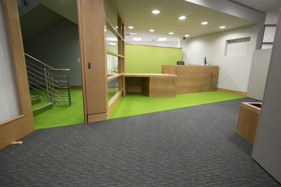 Commercial Carpet Complements Council Corporate Colours