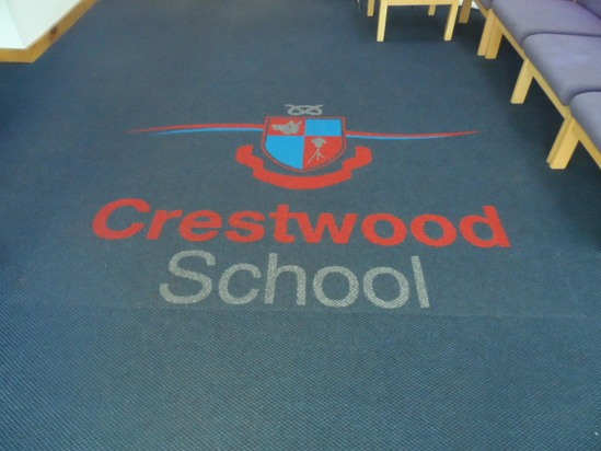 School Branding With Heckmondwike S Bespoke Entrance