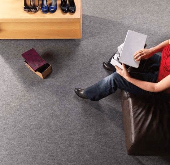 Iron Duke fibre-bonded contract carpet