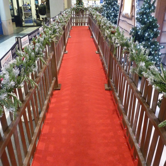 Heckmondwike Supacord Carpet in Red