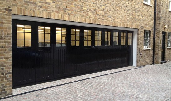 The London Mews Side Sectional