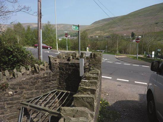 Smart monitoring in Maesteg, Wales