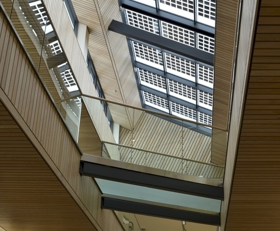 hunter douglas ceilings in 8m sustainable development