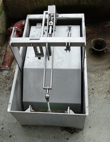 ALPHEUS-AT automatic de-blocking half dry unit