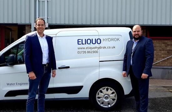 Peter Wroe, CFO  launches apprentice recruitment