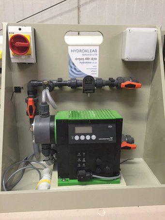 Portable dosing unit
