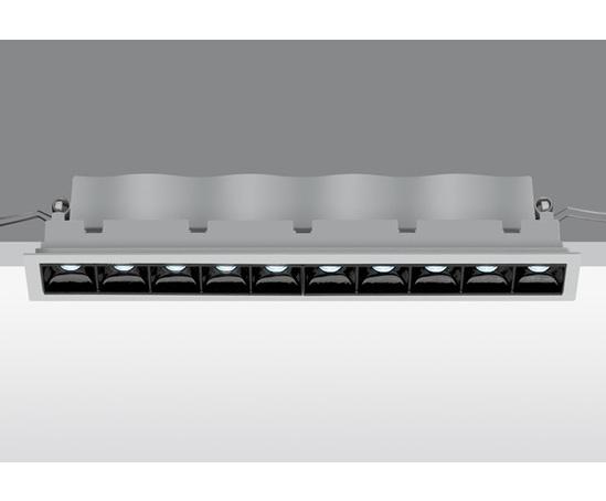 Laser Blade Recessed LED Internal Lighting | IGuzzini UK | ESI Interior  Design
