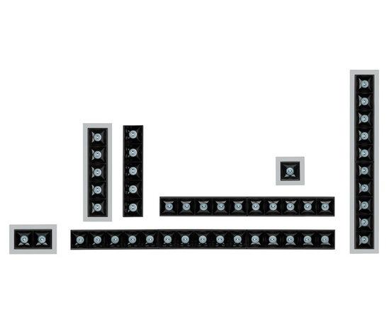 laser blade recessed led internal lighting iguzzini uk. Black Bedroom Furniture Sets. Home Design Ideas
