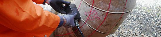 Inspectahire provides pulsed eddy current testing