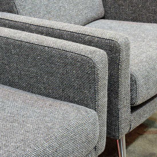 Craggan wool fabric