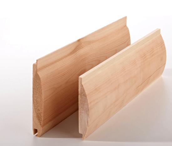 Shiplap exterior cladding