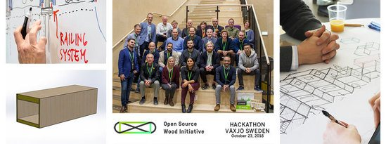 Open Source Wood hackathon