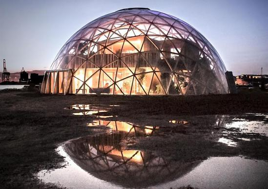 Dome of Visions - sustainable architecture