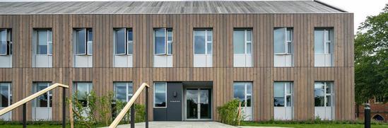 Van Hesselt Centre, Cranleigh School