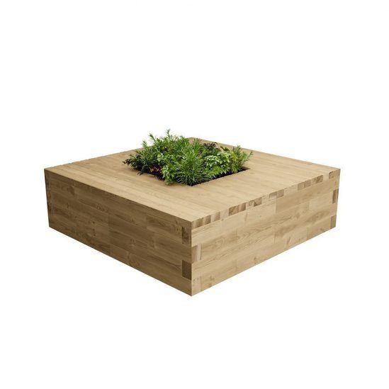 The Lomond Planter Bench