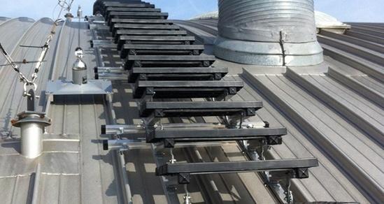 Kee Walk roof walkway