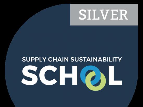 Keller awarded SCSS Silver level accreditation