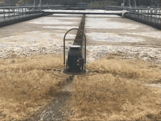 Aqua Turbo Floating Aerator
