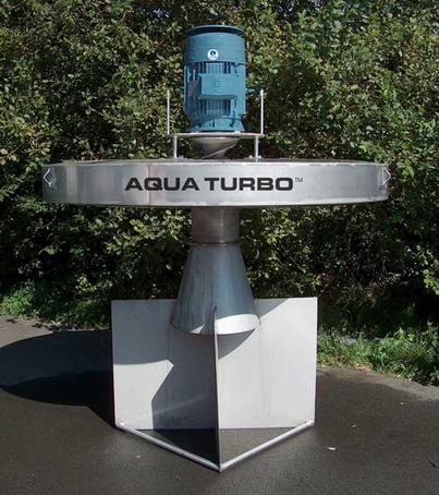 AER-AS 15.5kW floating aerator