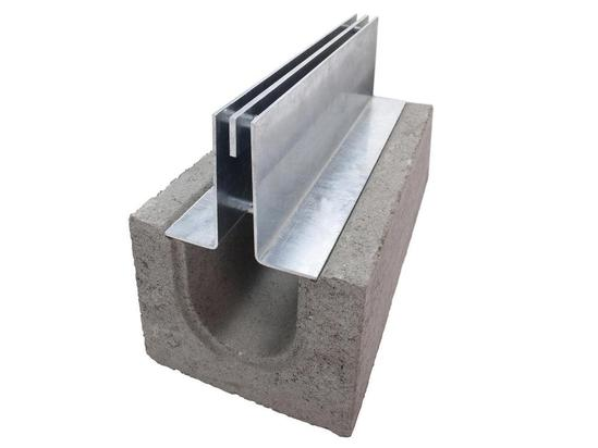 Drexus Slot Drain Discreet Linear Drainage System