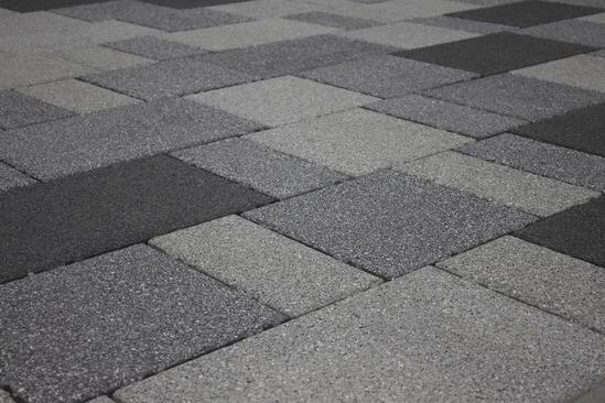 Conservation Priora Permeable Concrete Paving Marshalls