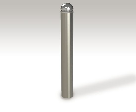 ASF 5005 Stainless Steel Bollard