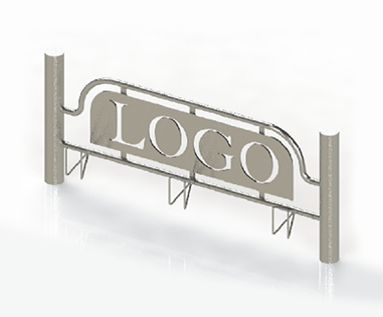 ASF 8002 cycle rack