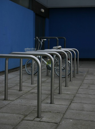 ASF 8000 Stainless steel cycle stands