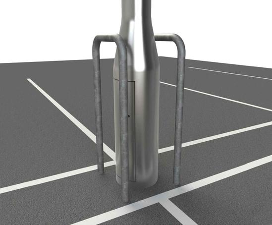 ASF 9000LCP Light Column Protectors