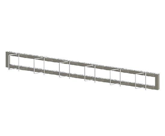 ASF9013 Wall Mounted Rack