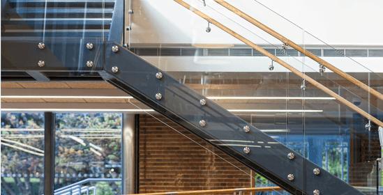 ASF Glass Balustrade, adaptions