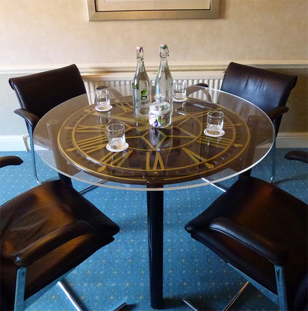 Bespoke meeting table