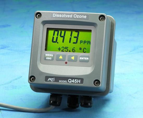 Q45H/64 dissolved ozone monitor