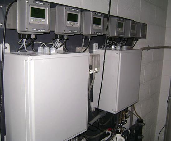 Q45N dissolved ammonia monitor